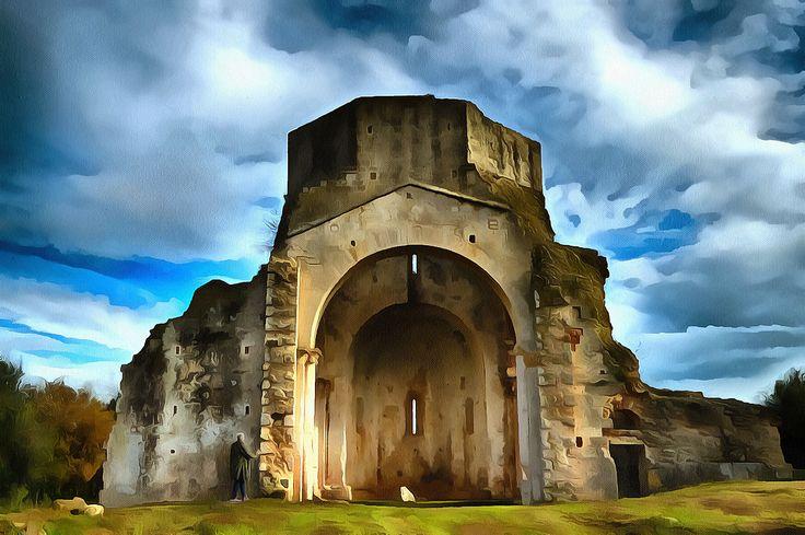 Magliano-Chiesa di San Bruzio
