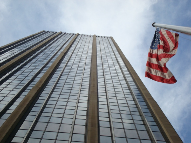 #newyork #flag #usa #building