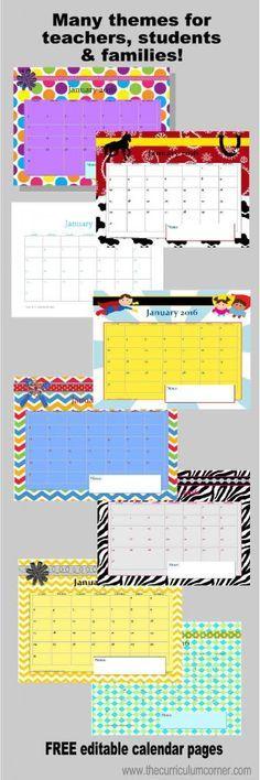 Calendar Organization Xiii : Best teacher planning pages ideas on pinterest