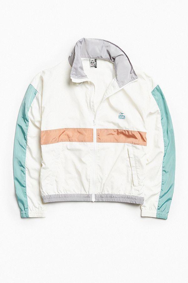 Chums  80s Blousen Windbreaker Jacket  dec2a09b3