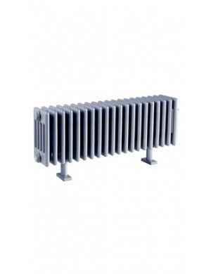 Radiateur électrique ACOVA - VUELTA Plinthe 1000W sans régulation - inertie fluide - TMC3-100-100-SR