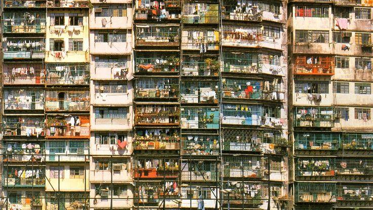 Hong Kong_Cidade Murada Kowloon