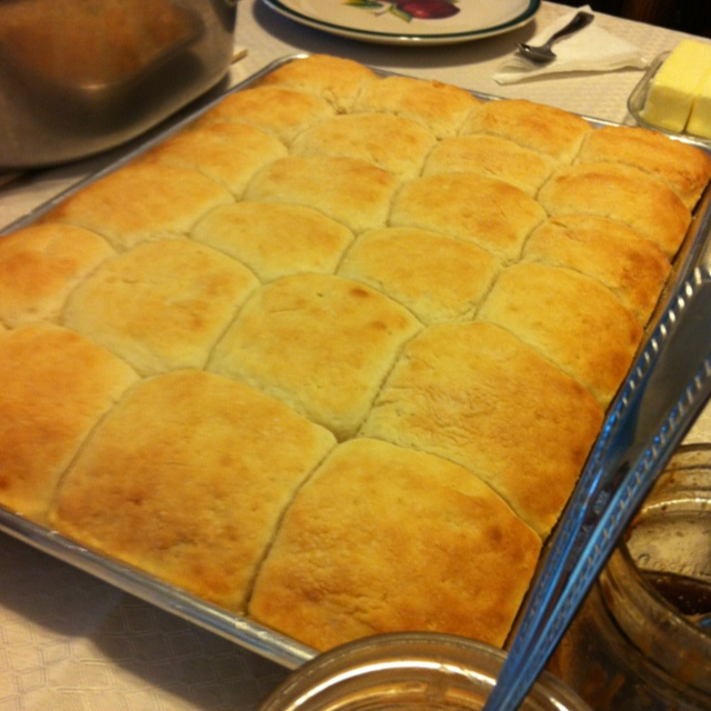 Dixie S Mamma S Sheet Pan Full Of Southern Buttermilk
