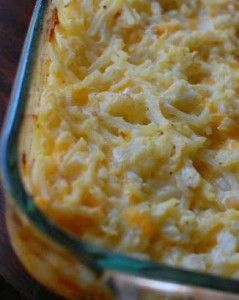 Cracker Barrel's Hashbrowns Casserole – Copycat | Food Recipes, Food Tales, Tips & Tricks and latest Trends | Bloglovin
