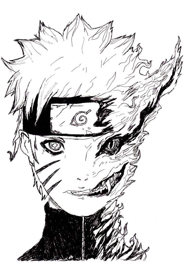 ✪✪ Naruto fighting his inner Nine Tails ✪✪