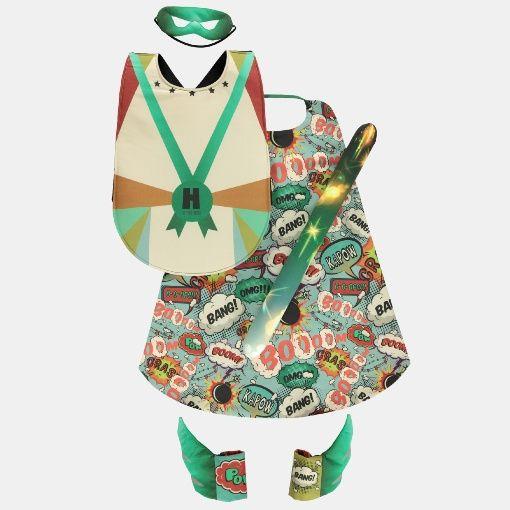 Digitalprint - Superhero boy 3-8years