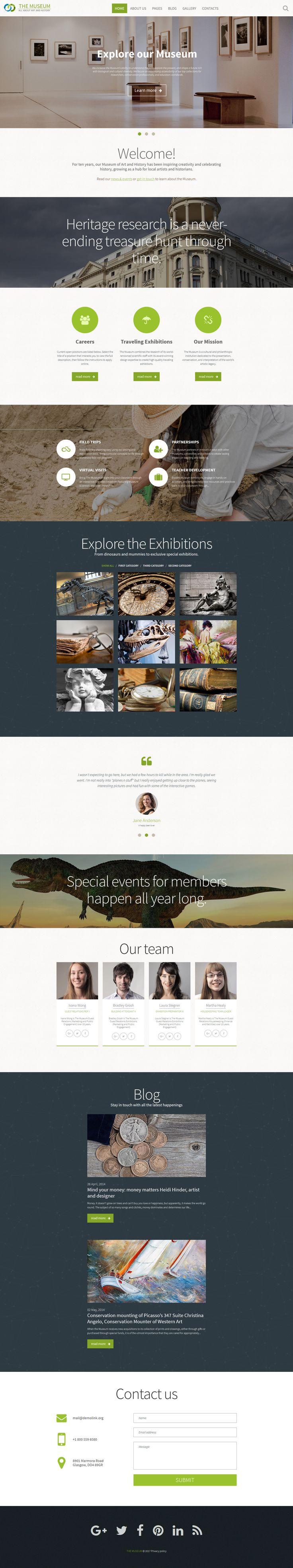 Mejores 311 imágenes de Joomla Templates en Pinterest
