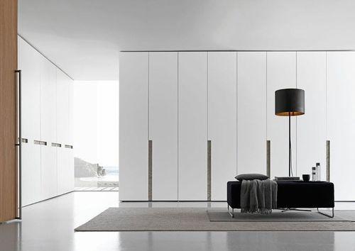 Contemporary lacquered wardrobe ALIBI Presotto Italia