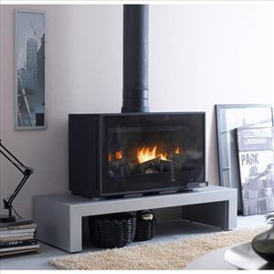 This could be a nice compromise to replacing an open fire.