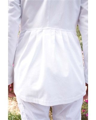 White Women's Lab Coat