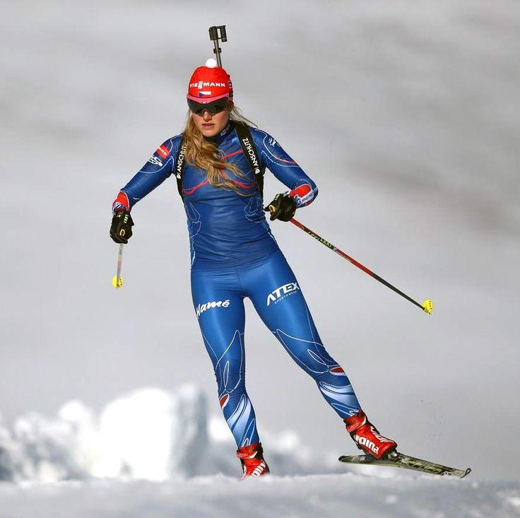 Gabriela Soukalová—tschechische Biathletin
