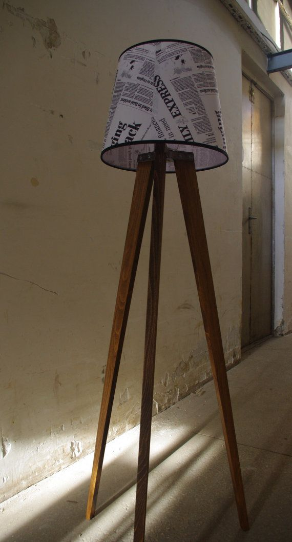 lamp Aba by AdarusDesign on Etsy