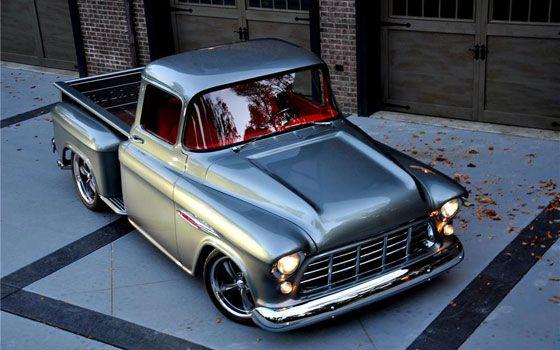 1955 chevy 3100                                                                                                                                                                                                                                                                                                                                                                           ❤ChevyRowLay❤