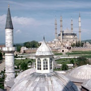 1980 Cycle Awards Recipient    Rüstem Pasa Caravanserai  Location: Edirne, Turkey (Asia)  Architect: Ertan Çakirlar  Completed: 1972