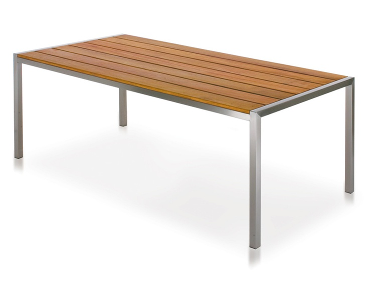 2Modern.Com-Harbour Outdoor - Garden Court Dining Table