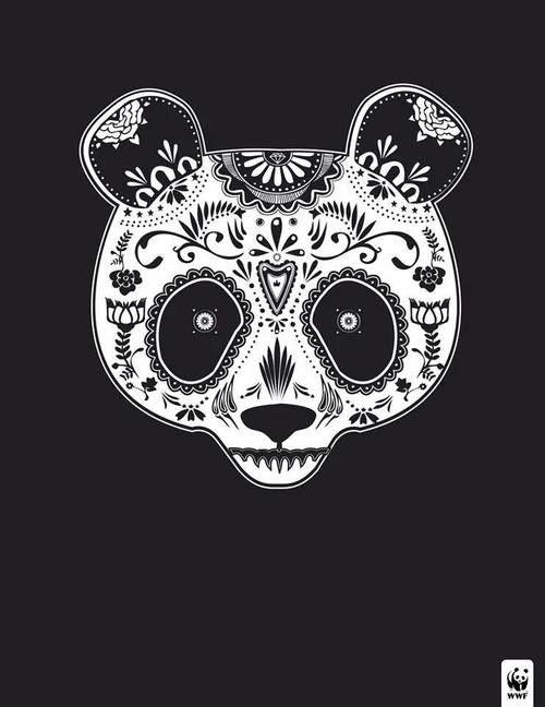 Lovely Panda | via Tumblr