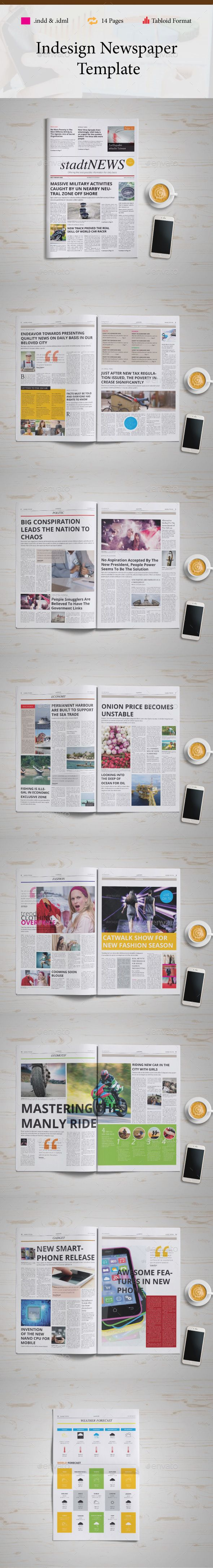 25 trending indesign newspaper template ideas on. Black Bedroom Furniture Sets. Home Design Ideas