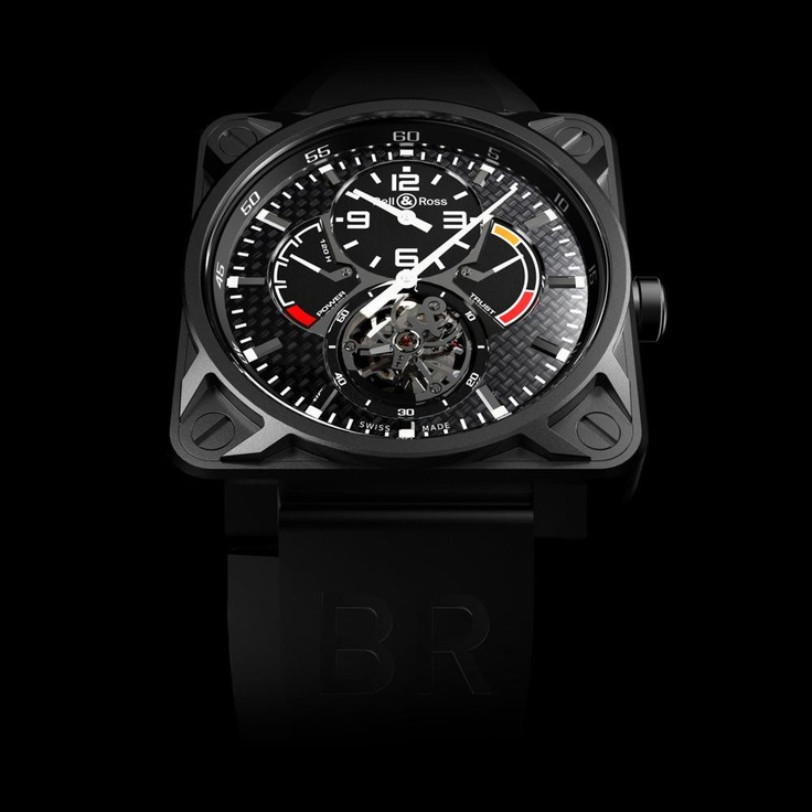BR01 TOURBILLON, Bell  Ross Timepieces and Luxury Watches on Presentwatch