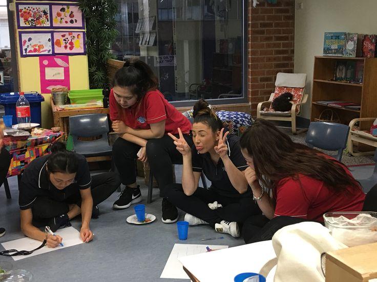Aboriginal Pedagogy workshop with the team at CityWest #earlychildhoodeducation  #aboriginalaustralia #professionaldevelopment