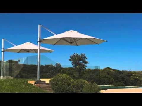Check Out Our stunning, stylish cantilever umbrellas are usually ideal for garden, swimming pool in addition to spa areas.
