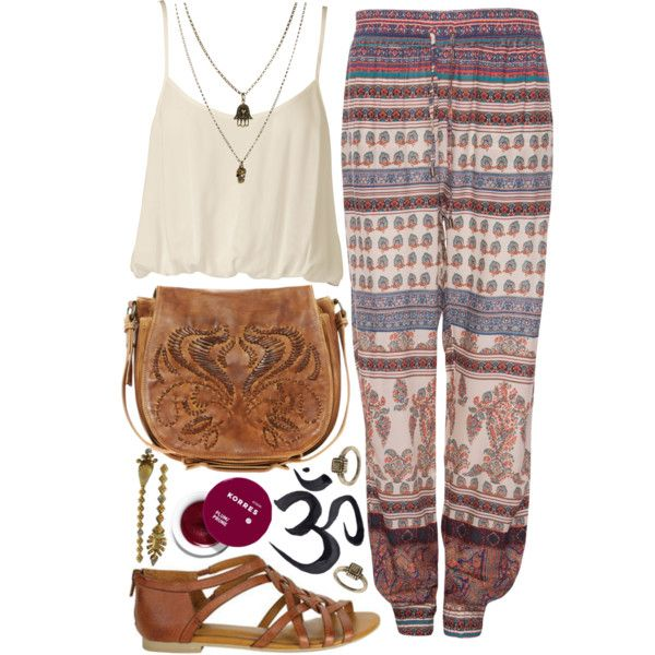 bindi by rachelgasm on Polyvore featuring polyvore, fashion, style, Nookie, Pull&Bear, BC, Ash, Jamie Jewellery, ASOS and Korres