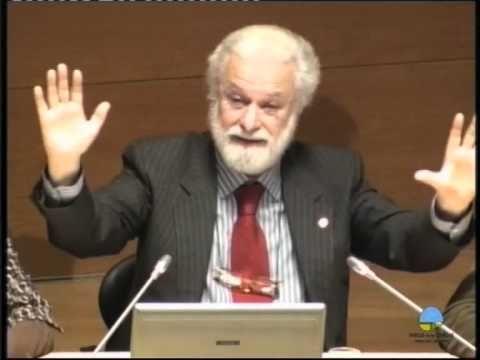 Franceso Tonucci: '¿Cómo puede ser la escuela para el futuro?' Conferencia enero 2012.