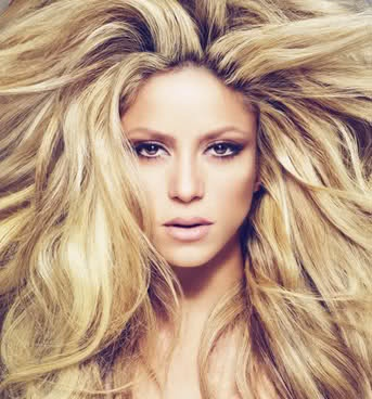 Shakira Hair don't lie neither!