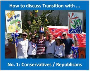 How to Discuss Transition with Conservatives/Republicans