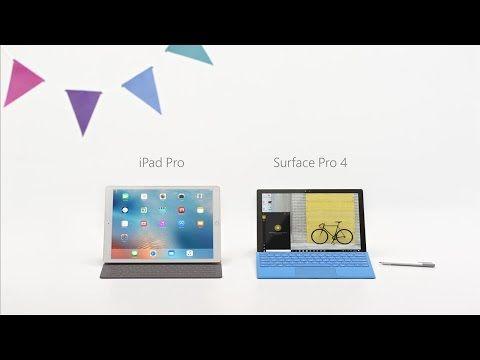 """Microsoft Surface Pro 4: Neue Werbung nimmt Apple iPad Pro aufs Korn - https://apfeleimer.de/2016/08/microsoft-surface-pro-4-neue-werbung-nimmt-apple-ipad-pro-aufs-korn - Vor kurzem hat Apple eine neue Werbung veröffentlicht, die das iPad Pro ins Zentrum gestellt hat, und zwar in Verbindung mit der Frage """"Was ist ein Computer?"""". Hierbei sollte darauf angespielt werden, dass das beste iPad-Modell auch als PC-Ersatz fungieren kann. Microsoft Surface Pro ..."""
