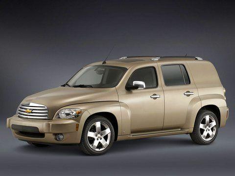 Отзывы о Chevrolet HHR (Шевроле ХХР)