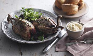 It's yum up north: Tom Kerridge's recipes from the north-east of England
