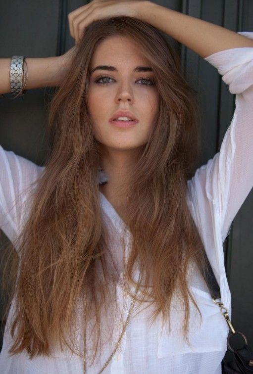 Bal Rengi Saç Tonları