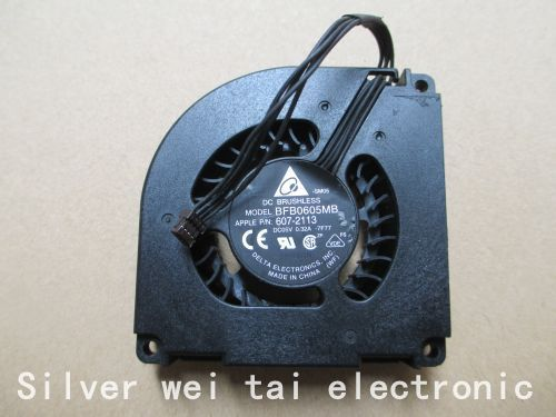 Free Shipping DC5V 0.32A Server Cooling Fan For Delta Electronics BFB0605MB -7F77 607-2113 Fan 4-wire