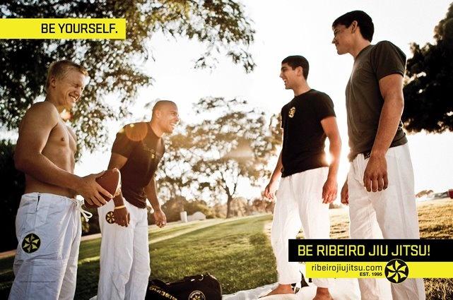 University of Jiu Jitsu featured in this months @graciemag