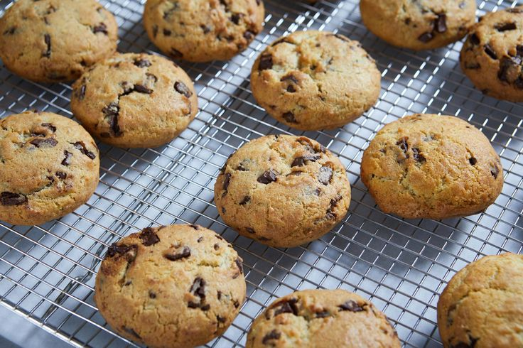 Sliced cookies