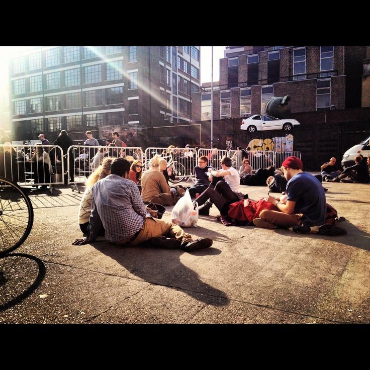 Spitalfields & Brick Lane