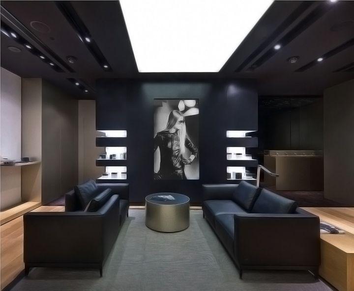 Porsche design shop