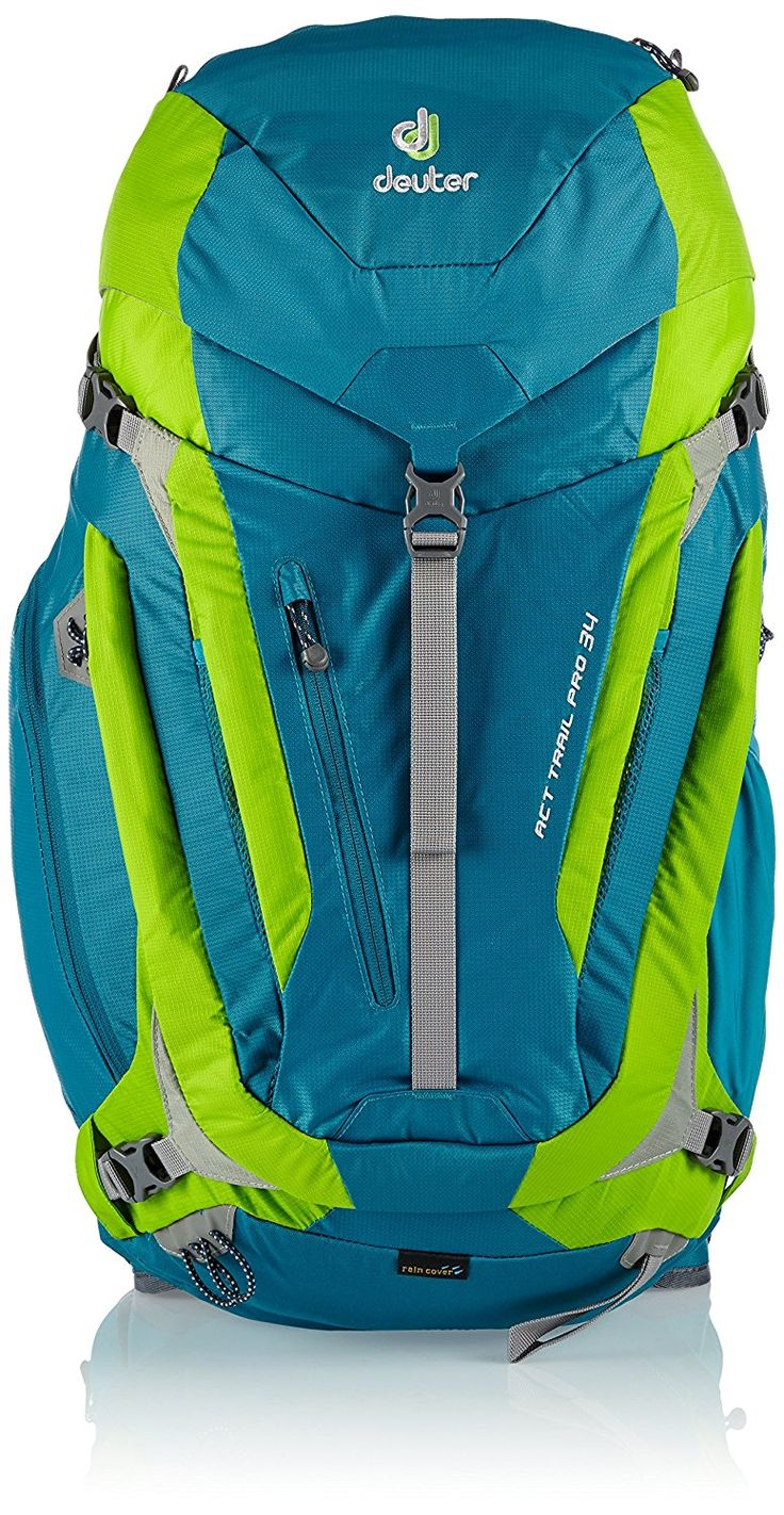 Deuter ACT Trail Pro 34 Backpack ^^ Save this wonderfull outdoor product : Hiking backpack