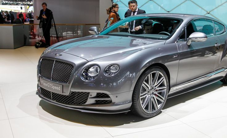 Bentley Coupe | 2015 Bentley Continental GT Speed coupe