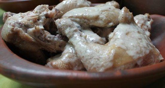 Resep Opor Ayam Tahu Gudeg