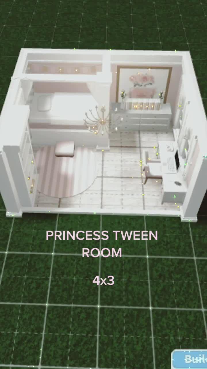 Bloxburgbuild Hashtag Videos On Tiktok In 2021 Simple Bedroom Design House Decorating Ideas Apartments Tiny House Layout