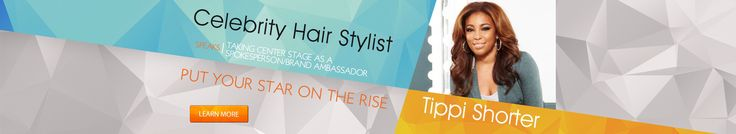 """How can I become a brand ambassador or a spokesperson for a hair care company?""  If that is your one of your questions, then you will want to join Tippi Shorter at the PYP freelance business development Summit in Stamford Connecticut April 18-20 where she will share the steps a progressive hairstylist needs to take to make that happen. www.pypsummit.com where aspiring and working freelance artists will meet to learn and network their careers to the next level."