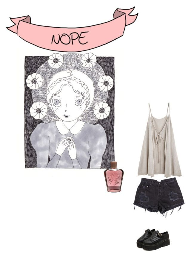 NOPE by papawine on Polyvore featuring Paul & Joe