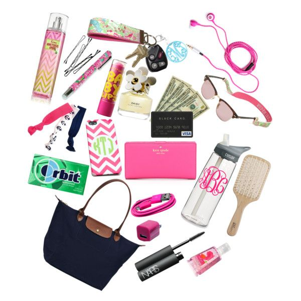 What's in my bag! - Polyvore