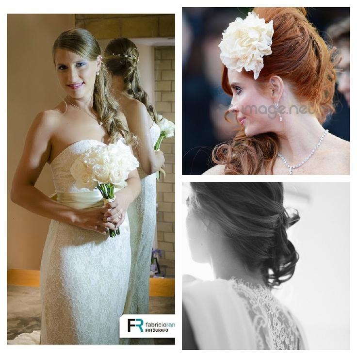 Auf der Suche nach der passenden Brautfrisur sollten Sie einen Blick auf diese hier werfen: seitlich gesteckte Brautfrisuren verzaubern mit reichlich Charme.