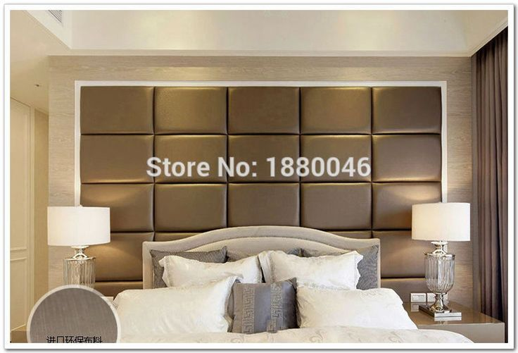 Cheap panel pattern, Buy Quality leather pocketbook directly from China panel leather Suppliers: 12pcs 50*30cm Custom Leather panel PU Leather Acoustic Panels Wall Panel panel acustico Choice Of Fabric Headboard, Feature Wall