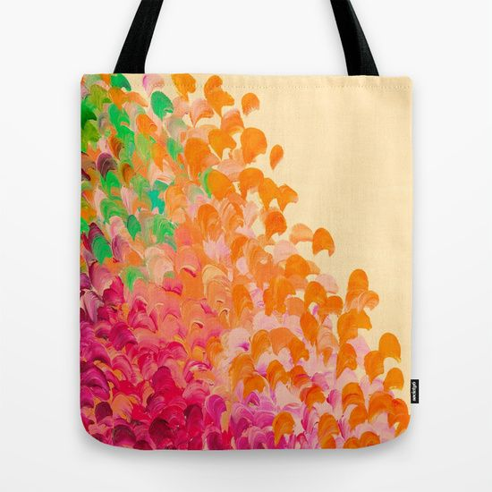 """""""Creation in Color - Autumn Infusion"""" by Ebi Emporium on @society6 Canvas Art Tote Bag, Modern Fashion Accessories Colorful Fine Art Abstract Ombre Fall Painting Ocean Waves Splash Orange Red Green #autumn #colorful #splash #abstract #fineart #art #painting #ombre #fall #totebag #canvastote #canvasbag #bag #tote #fallfashion #shoulderbag #carryall #EbiEmporium #Society6 #bookbag"""