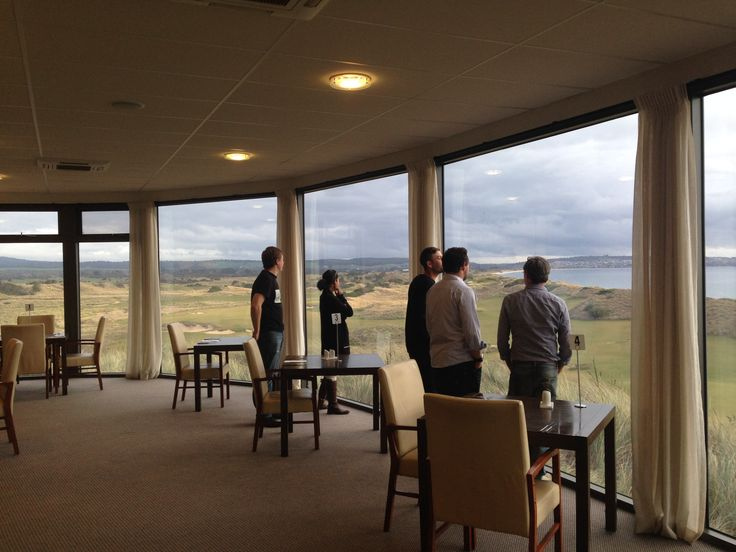 One of the best places to enjoy the Tasmanian winter is with a glass of wine at the Barnbougle Lost Farm restaurant. Whether there are blue skies and sunshine or a stormy sea, you will be lost in this every changing landscape for hours.