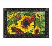 Mailbox Covers  Magnet Works MAIL16525 Sunny Monarch MatMate Porch Makeover <3 This is an Amazon Associate's Pin. Locate the item on the website simply by clicking the VISIT button