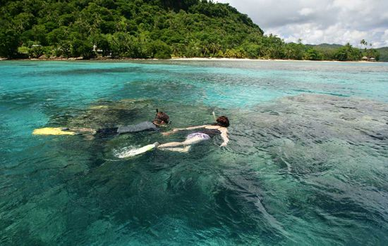 matangi snorkelling #fiji #Holiday #Packages